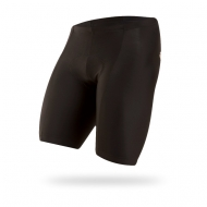 Men black shorts