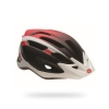 Matte/ red helmet