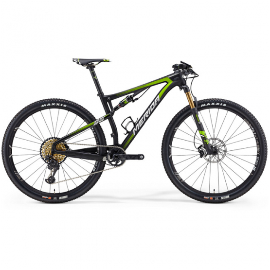 Merida NINETY SIX 9 Team Edition 2018