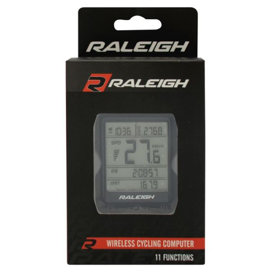 Raleigh Wireless Computer 11 Function