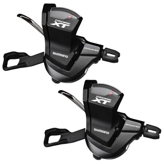 Shimano XT M8000 11Spd Shifter Set