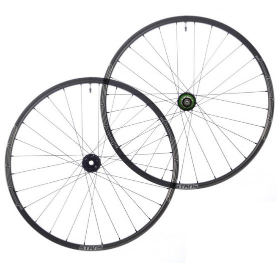 STANS Arch CB7/Hope Carbon 29r Boost Wheelset BLK