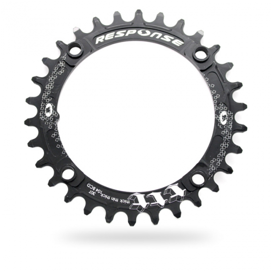 RESPONSE Thick Thin Chainring (104 BCD)
