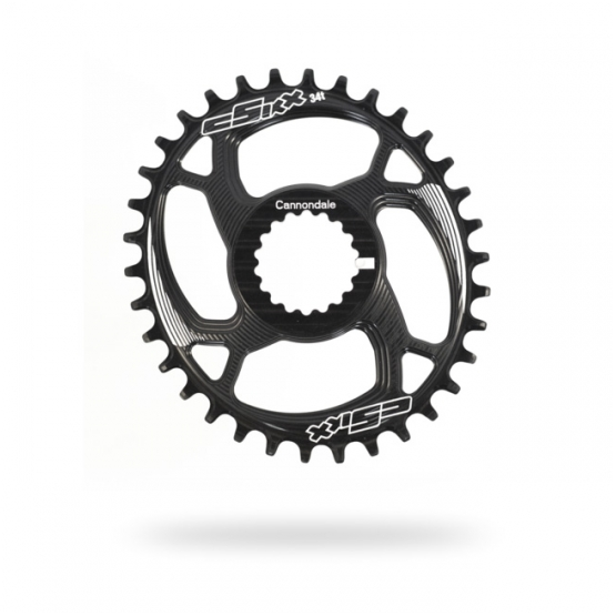CSIXX Thick Thin Cannondale Si Oval Chainring