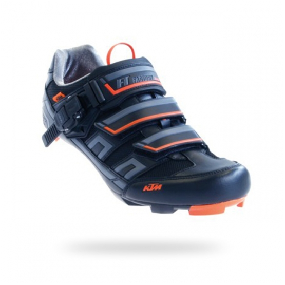 KTM Shoe Road Uni Team Black Orange