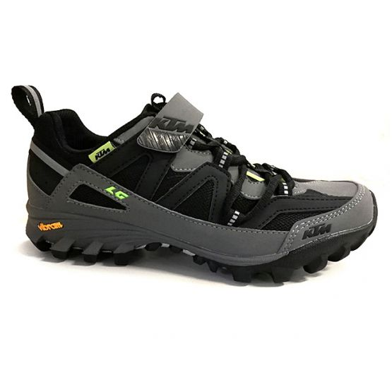 KTM Shoe MTB Lady Gear Trail Grey-Yellow