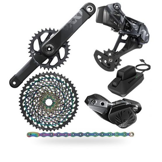 Sram XX1 Eagle AXS 1x12 Groupset (BOOST) + R3000