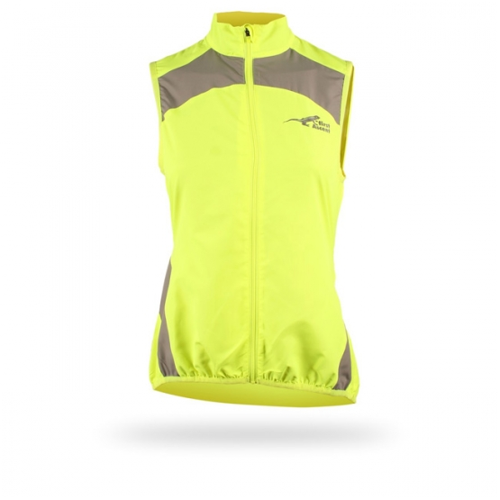 First Ascent Lds Surgent Sleeveless Gilet Jacket