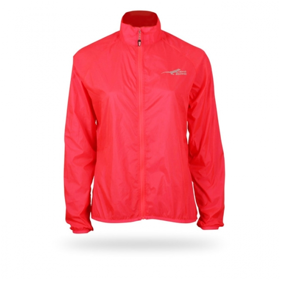 First Ascent Lds Apple Jacket Vivacious Pink
