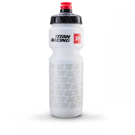 Titan Water Bottle Flow 800 Clear