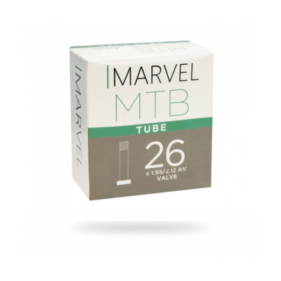 MARVEL MTB TUBE (26X1.95/2.125)
