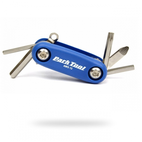 Parktool Micro Folding Hex Set