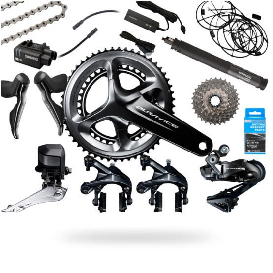 Shimano Electronic Dura Ace 9150 11Spd Groupset