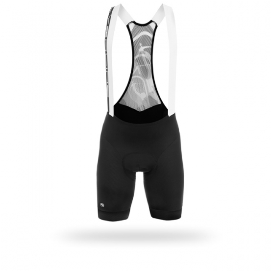 Giordana Silverline Mens Bib Shorts Black