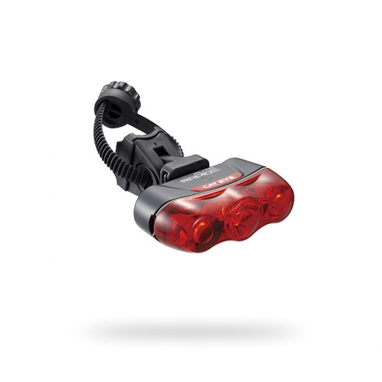Cateye Light Rear TL-AU630 Auto Red - Rapid 3