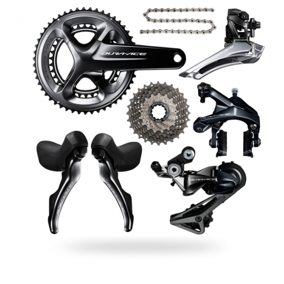 Shimano Dura Ace 9100 11Spd Groupset