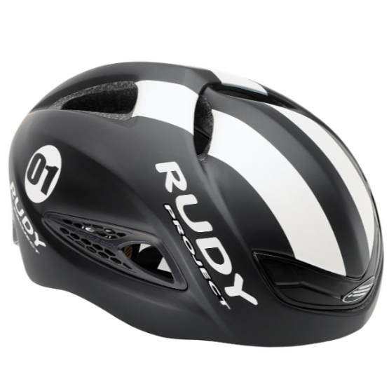 Rudy Project Boost 01 Helmet Black White