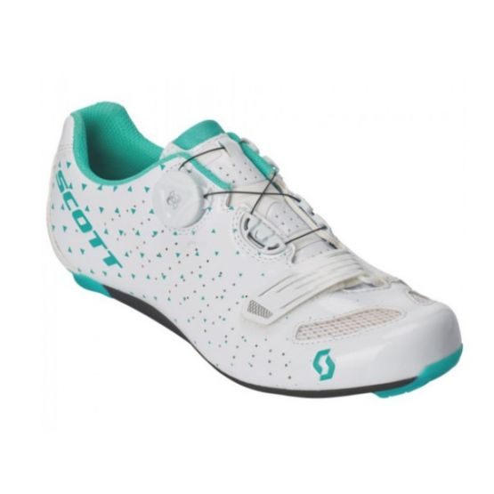 Scott MTB Shoe Ladies Comp Boa White Mint