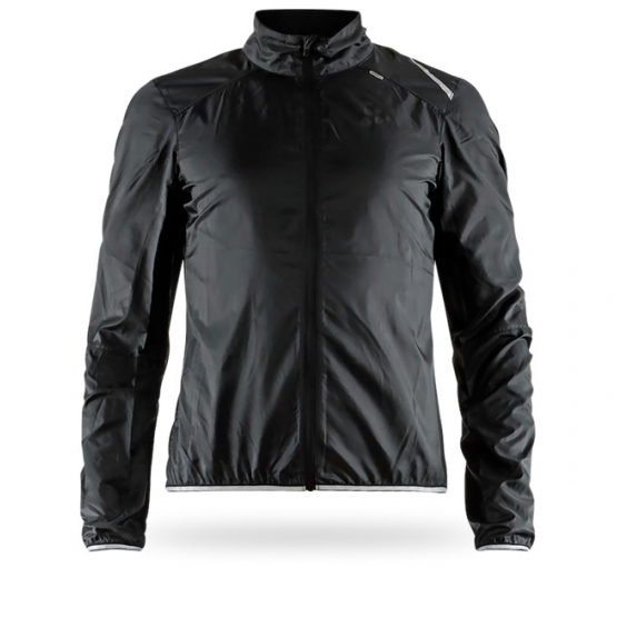 Craft Lithe Mens Wind Jacket Black