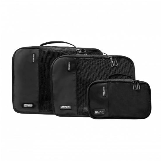 Scicon Packing Cubes Kit (3 Piece)