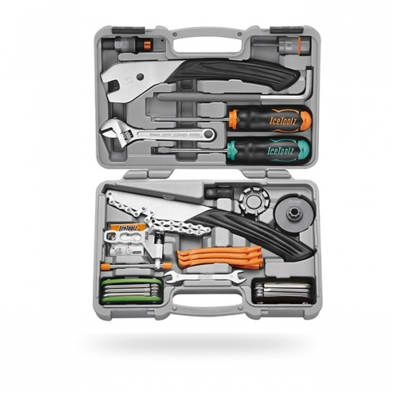 IceToolz Ultimate Tool Kit Box