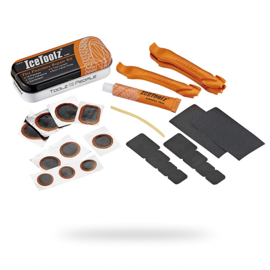 Icetoolz Puncture Repair Kit (65A1)