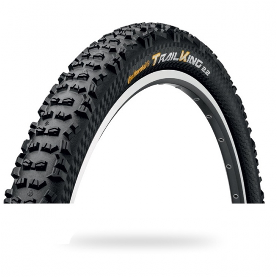 Continental Trail King II Pure Grip TLR