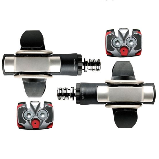 Look S Track Pedals